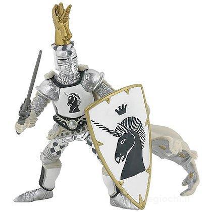 Cavaliere maestro d'armi criniera unicorno (39915)