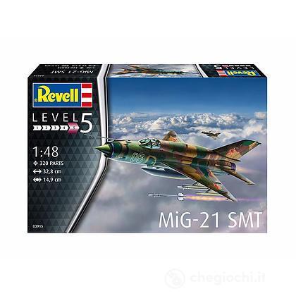 Aereo Mig-21 Smt 1/48 (RV03915)