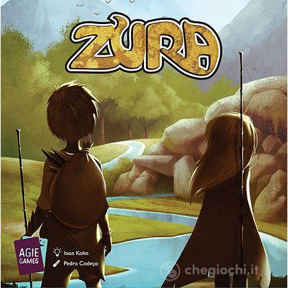 Zura. Gioco di carte strategico (8879166)