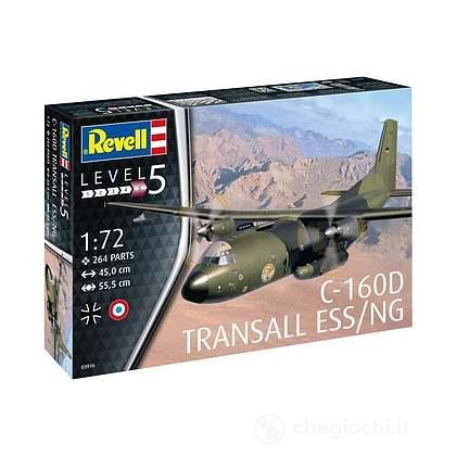 """Aereo C-160 Transall """"Eloka"""". Scala 1/72 (RV03916)"""