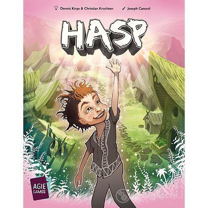 Hasp. Gioco di carte strategico (8879173)