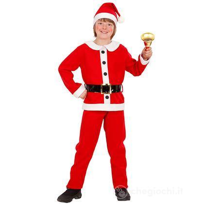 Costume Babbo Natale Bambini