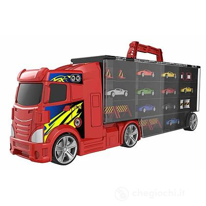 Teamsterz camion trasporto con auto gg00917 veicoli - Foto di grandi camion ...