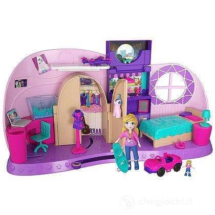Playset trasformabile Cameretta di Polly (FRY98)