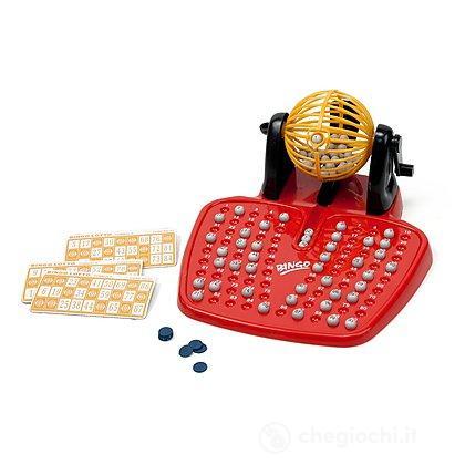 Tombola automatica 72 cartelle 33918 giochi da tavolo globo giocattoli - Tombola gioco da tavolo ...