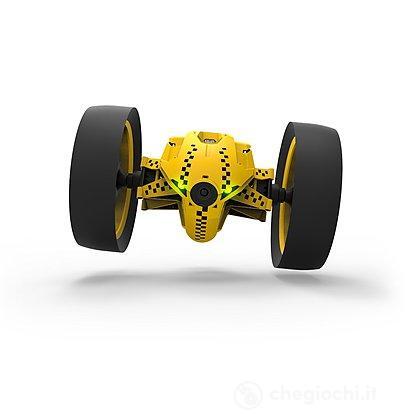 Drone Jumping Race Tuk Tuk con telecamera - Giallo