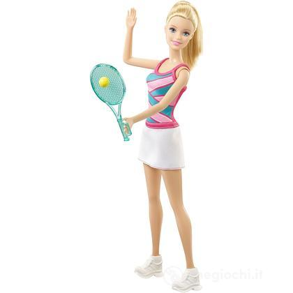 Barbie I Can Be Tennista