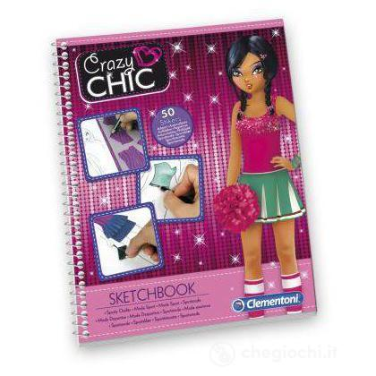 Crazy Chic Sketchbooks Sports
