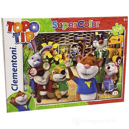 Topo tip puzzle 104 pezzi 27921 puzzle classici for Topo tip giocattoli