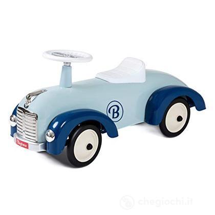 Speedster blu - Macchina cavalcabile (LPN923)
