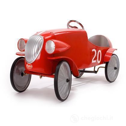 Macchina a Pedali Auto da Corsa Rossa (1924F)