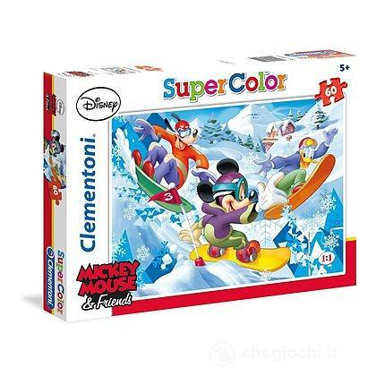 Mickey Sport Puzzle 60 Pezzi (26924)