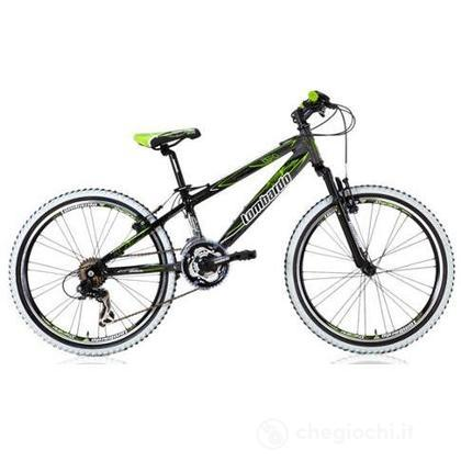Bici Mtb 24 Shavano black-green