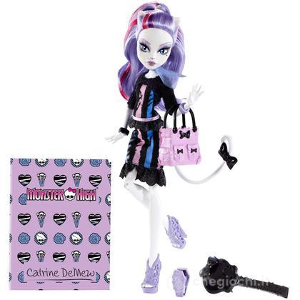 Catrine DeMew Monster High Scaremaster (BGT36)