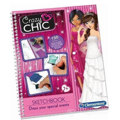 Sketchbooks Fashion 15925
