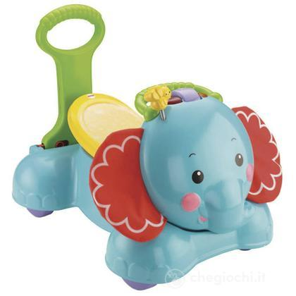 Elefante Rimbalzante 3 In 1 (CBN62)