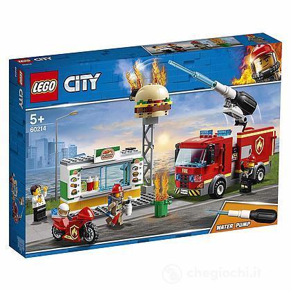Fiamme al Burger Bar - Lego City Fire (60214)