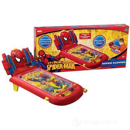 Flipper elettronico Spider-Man (GPZ07926)