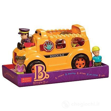 Boggie bus
