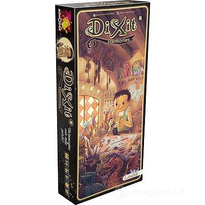 Dixit 8 Harmonies - Espansione 84 Carte Per Dixit (ASM-DC8)