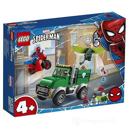 Avvoltoio e la rapina del camion - Lego Super Heroes (76147)