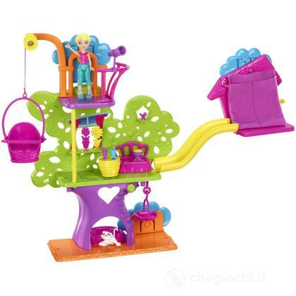 Casa sull'Albero Wall Party Polly Pocket (Y7113)