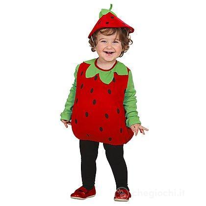 Costume Fragolina  1-3 anni