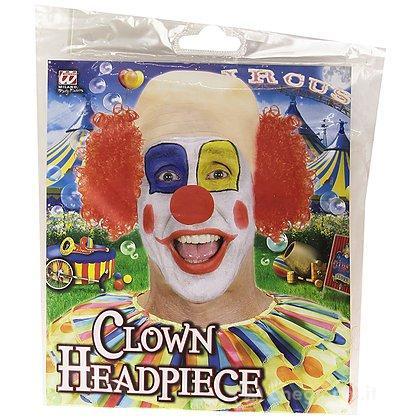 Parrucca Clown