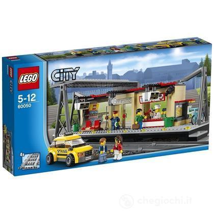 Stazione ferroviaria - Lego City (60050)