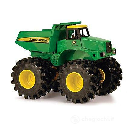 Camion Monster Treads con suono e vibrazione