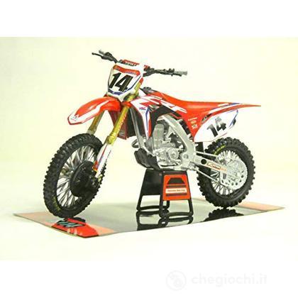 Moto Honda Crf450r 1:12 57933