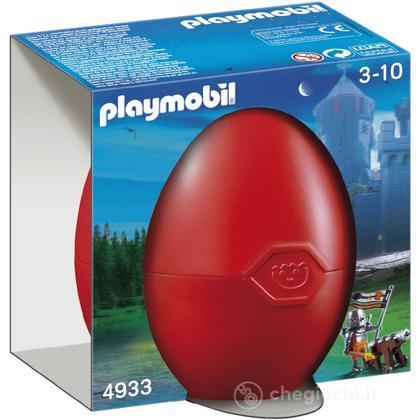 Uovo rosso cannoniere  (4933)