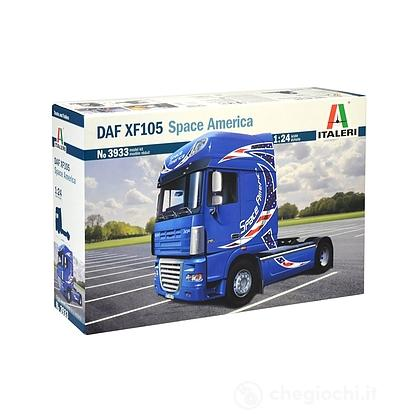 Camion DAF XF-105 Space America 1/24 (IT3933)