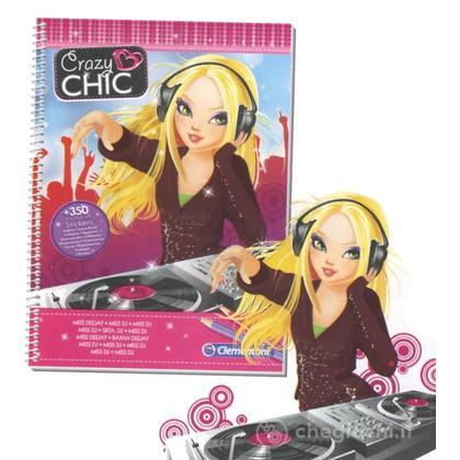 Crazy Chic Sketchbook DJ (15933)