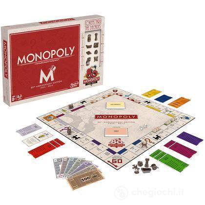 Monopoly - Edizione 80° Anniversario