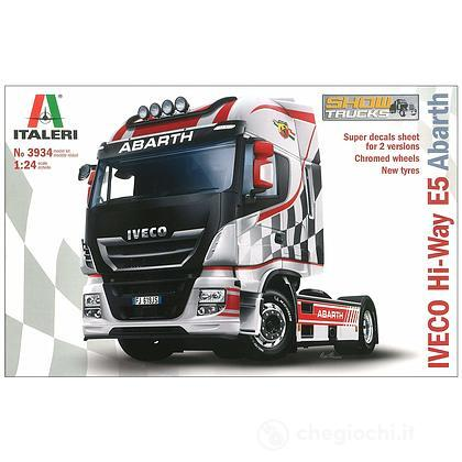 Camion Iveco E5 Hi-Way Abarth 1/24 (IT3934)