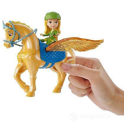 Amber con Cavallo Alato (CKB25)
