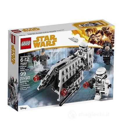 Imperial patrol battle pack - Lego Star Wars (75207)