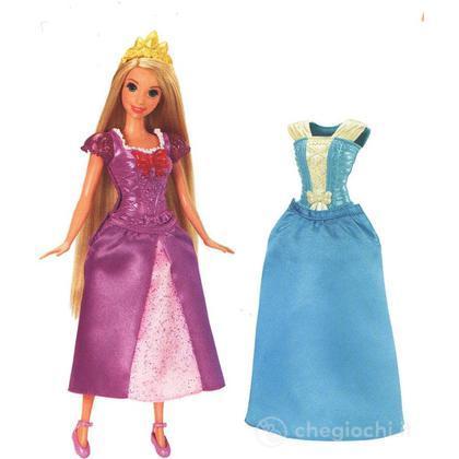 Principesse con Abiti da Favola - Rapunzel (X9360)