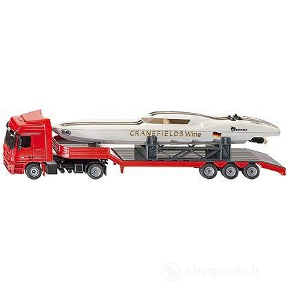 Camion con Motoscafo 1:50 (3936)