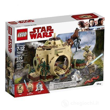 Il rifugio di Yoda - Lego Star Wars (75208)