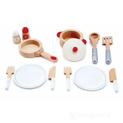 Set cucina e servi (E3150)