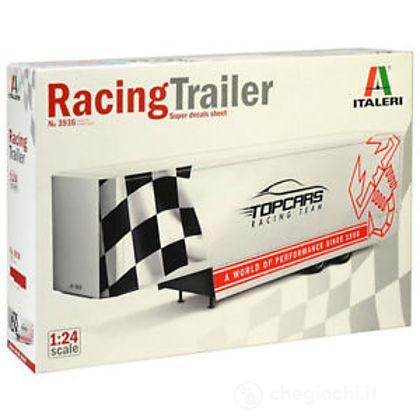 Rimorchio Racing Trailer 1/24 (IT3936)