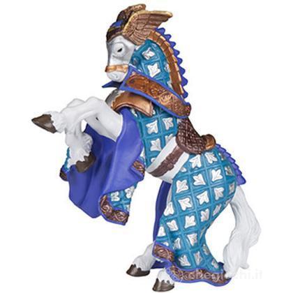 Cavallo cavaliere maestro d'armi criniera aquila (39937)