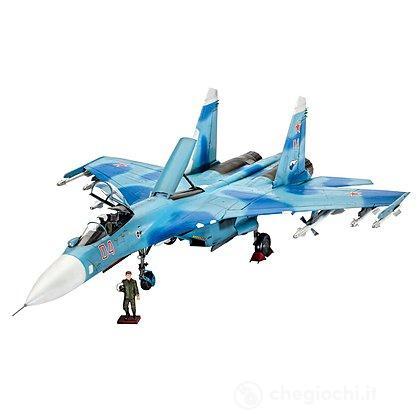 Aereo Sukhoi Su-27SM (04937)
