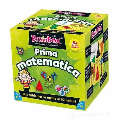 Brainbox Prima Matematica (Gg37484)