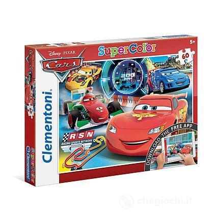 Cars Puzzle 60 Pezzi con APP (26939)