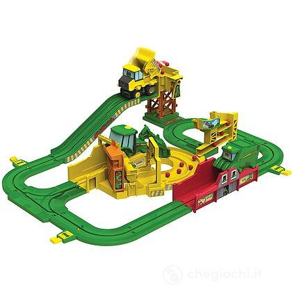 Pista trattore Big Loader - Jhonny Tractor Set (LC46940)