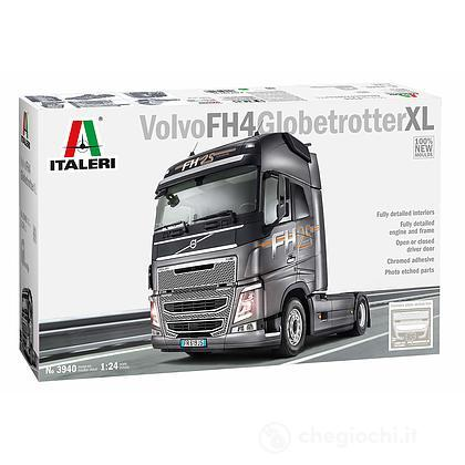Camion Volvo FH4 Globetrotter XL 2014 1:24 (IT3940)