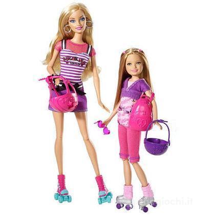 Barbie e le sue sorelline - Barbie e Stacie (T7428)